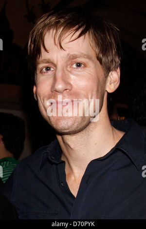 Andrew Samonsky Closing night after party for the Encores! production of 'Merrily We Roll Along' held in the Lounge - Stock Photo