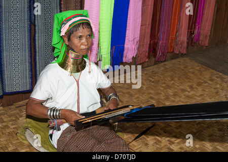 Neck Elongating Still Practiced Within This Indigenous Tribe