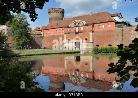 Berlin, Germany, Renaissance fortress in Berlin-Spandau Citadel Haselhorst