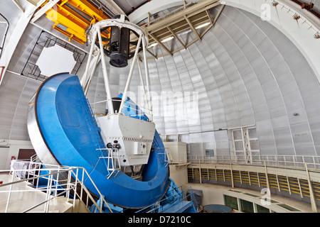 Mayall 4-Meter Telescope. - Stock Photo