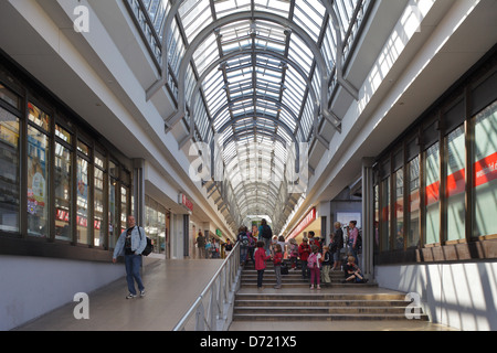 Berlin, Germany, department store in the settlement area Maerkisches - Stock Photo