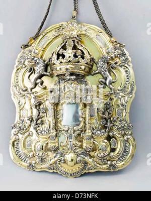Torah shield - Stock Photo