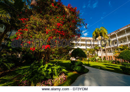 Hotel del Coronado (a beachfront luxury hotel), Coronado Island (San Diego), California USA. - Stock Photo