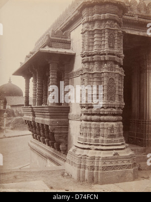Ahmedabad, Rani Sipri's Mosque - Stock Photo