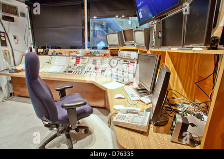 Control room, Mayall 4-Meter optical telescope. - Stock Photo