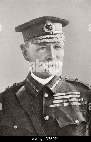 Field Marshal Frederick Sleigh Roberts, 1st Earl Roberts, 1832 –1914. British soldier and Commander-in-Chief of - Stock Photo