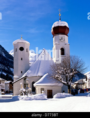 8698. St Anton, Tirol, Austria, Europe - Stock Photo