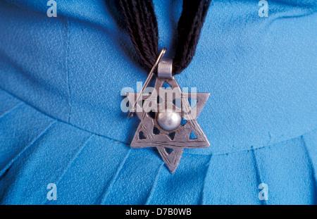 Star of David - Stock Photo
