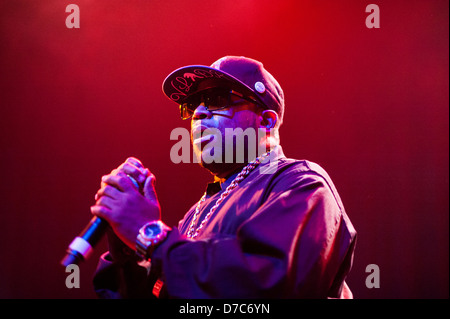 Hip-hop artist Big Boi performing on May 1, 2013 at Park West in Chicago. Credit: Max Herman/Alamy - Stock Photo