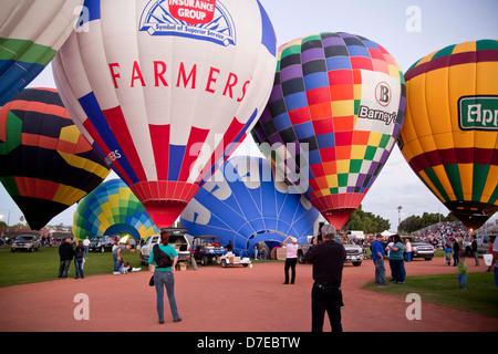 Hot Air Balloon Festival Gilbert Az