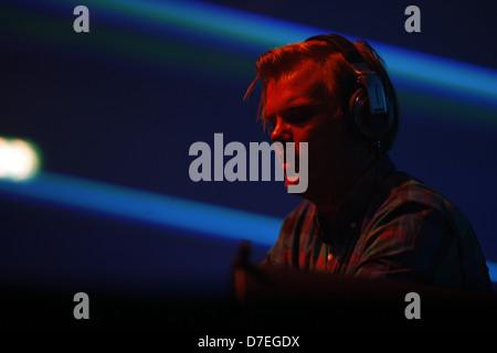 DJMag top-20 DJ: Avicii - Stock Photo