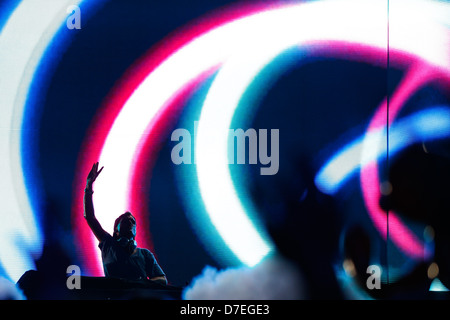 DJMag top-20 DJ: Avicii - Stock Photo