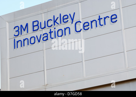 The 3M building found on the University of Huddersfield campas