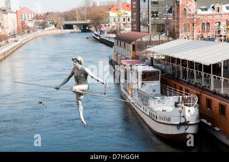 Bydgoszcz, Poland - Stock Photo