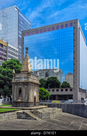 Brasilian Stock Exchange, Praça XV, Rio de Janeiro, Brazil