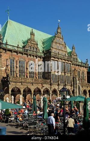 Germany, Bremen, town hall
