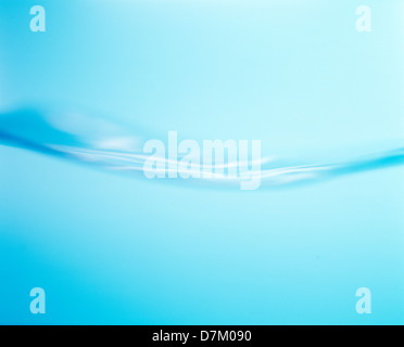Gentle waves - Stock Photo