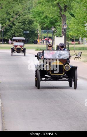 Michigan Wyandotte Greenfield Village Historic Ford Motor Company Stock Photo Royalty Free