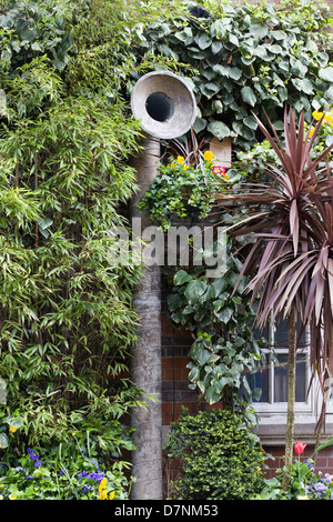 Sarastro in Covent Garden Drury Lane - Stock Photo