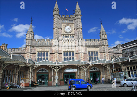 Bristol Temple Meads station, England, Great Britain, United Kingdom, UK, Europe - Stock Photo