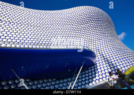 Bullring Shopping Centre, Birmingham, West Midlands, England - Stock Photo