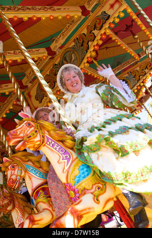 Dickens Festival, Rochester, Kent, England, United Kingdom - Stock Photo