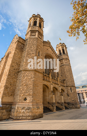The University of Adelaide and UNISA on their North Terrace campus in downtown Adelaide. - Stock Photo
