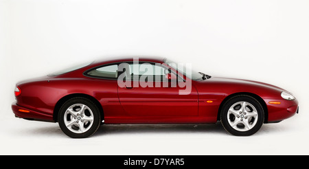 1999 Jaguar XK8 Coupe - Stock Photo
