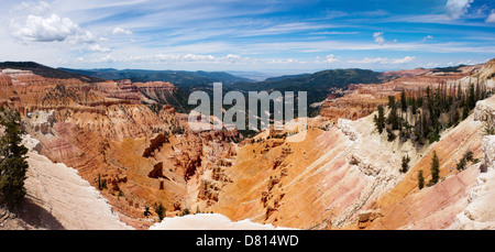 Cedar Breaks National Park, Utah, USA - Stock Photo