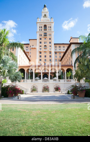 The Biltmore Hotel Miami Coral Gables, FL - Stock Photo