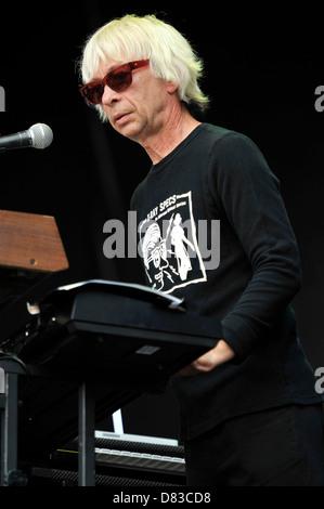 The Cars Lollapalooza Music Festival 2011 - Performances - Day 3 Chicago, Illinois - 07.08.11 - Stock Photo