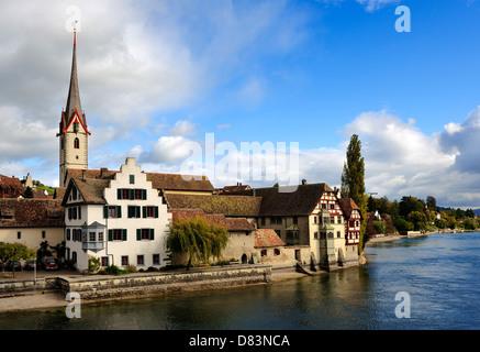Stein-Am-Rhein (Switzerland) - Stock Photo
