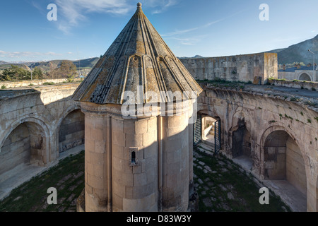 tomb of Mama Hatun, Tercan, Turkey - Stock Photo