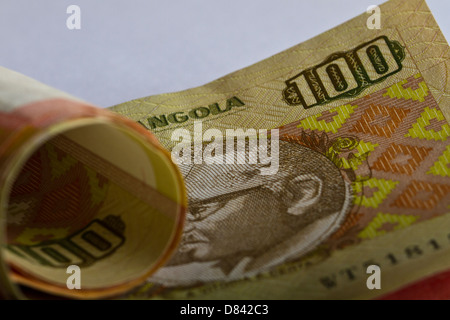 Angola banknotes - Stock Photo