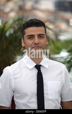 Actor Oscar Isaac attends the photocall of 'Inside Llewyn Davis' during the 66th Cannes International Film Festival - Stock Photo