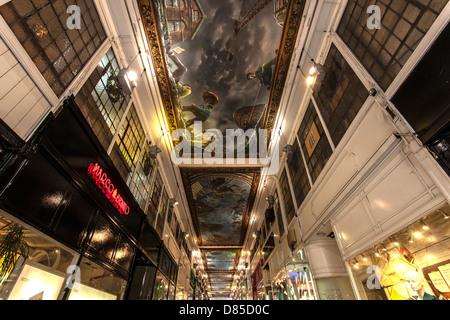 Piccadilly Arcade - Stock Photo
