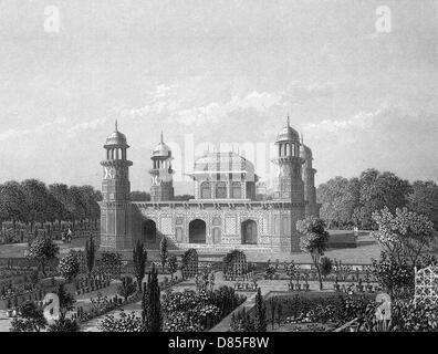 India Agra - Stock Photo