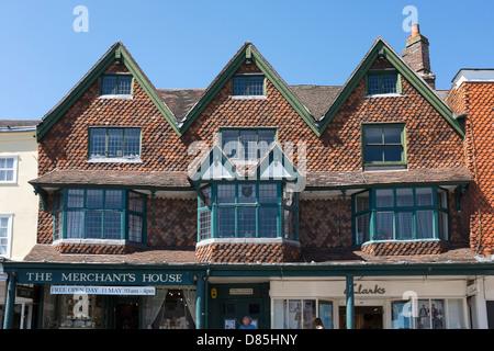 The Merchants House Marlborough - Stock Photo