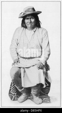 Geronimo Stock Photo