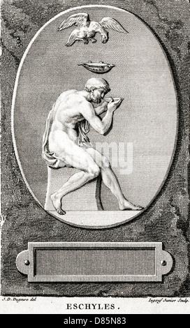 Aeschylus - Stock Photo