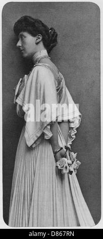 Princess Marie Louise Of Schleswig Holstein - Stock Photo