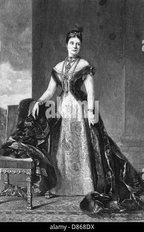 Empress Frederick - Stock Photo