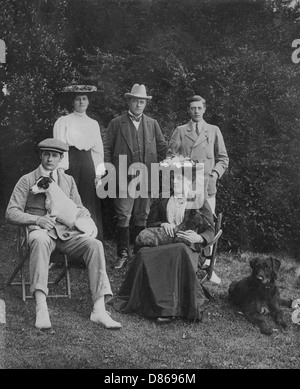 4th Marquess Of Cholmondeley - Stock Photo