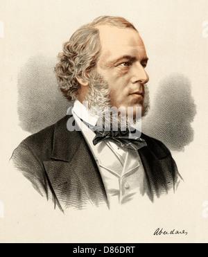 1st Baron Aberdare - Stock Photo