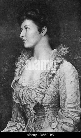 Princess Louise  Duchess Of Argyll - Stock Photo