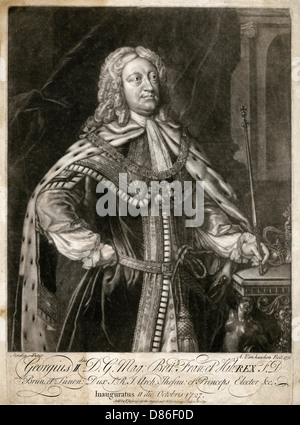George Ii - Stock Photo