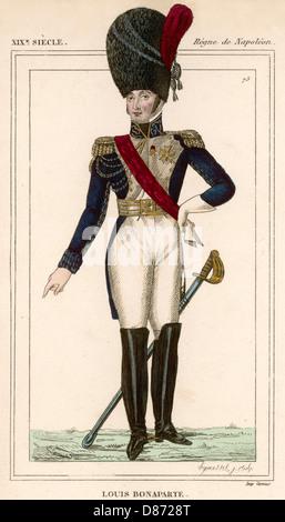 Louis Bonaparte - Stock Photo