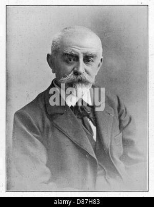 Joris Karl Huysmans Liz - Stock Photo