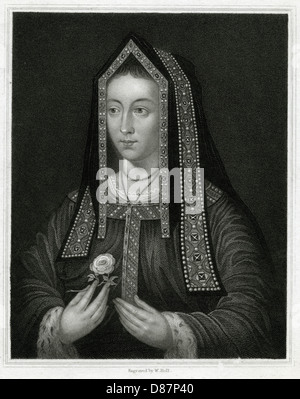 Elizabeth Of York - Stock Photo