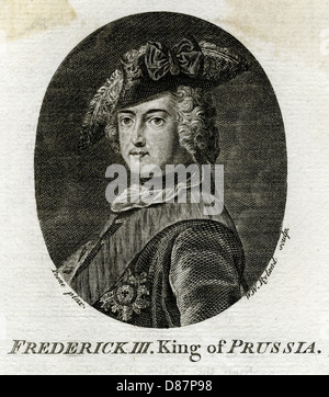 Friedrich Ii Pesne - Stock Photo
